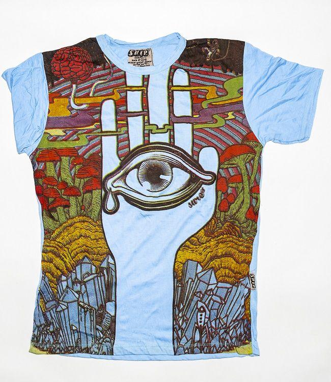 Tričko SURE s artpotiskem velikost M !! - TT0025-01-071