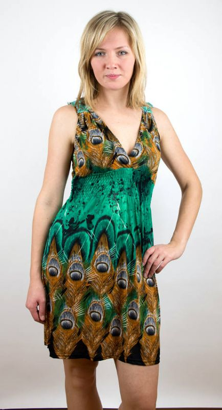 Letní šaty SOLARIS TT0023 00 034