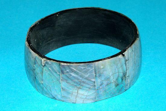 Náramek – kombinace perleť a resin IS0010 014