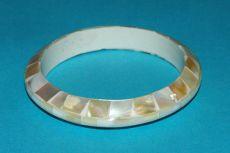 Náramek – kombinace perleť a resin