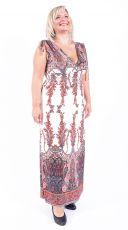 Dámské Letní šaty SUPERNOVA  LONG  TT0023-05-049