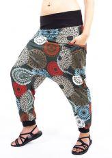 Dámské letní turecké kalhoty AKIRO TT0042-01-010