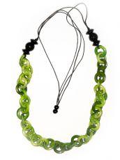 Dřevěný náhrdelník RETRO  IS0042-01-019