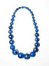 Dřevěný náhrdelník TWO TONES IS0042-02-005