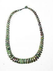 Dřevěný náhrdelník TWO TONES IS0042-02-020