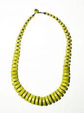 Dřevěný náhrdelník TWO TONES IS0042-02-025