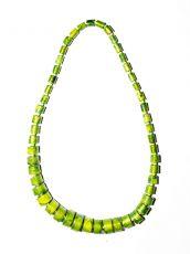 Dřevěný náhrdelník TWO TONES IS0042-02-031