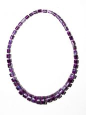Dřevěný náhrdelník TWO TONES IS0042-02-032