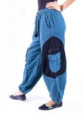 Kalhoty TEARS (unisex), měkčená letní bavlna NT0053 35 003 KENAVI