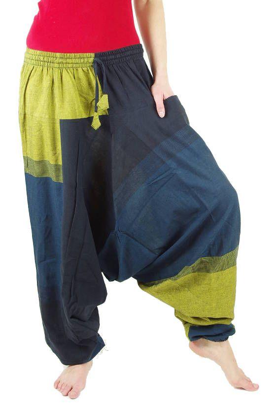 Kalhoty turecké GOLD NEO, bavlna Nepál NT0096 03 014 KENAVI