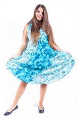Ležérní letní šaty HIBISCUS TT0112  01  018