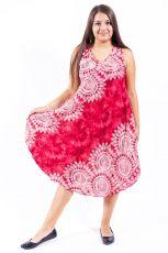 Ležérní letní šaty HIBISCUS TT0112  01  019
