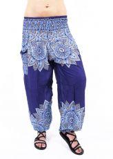 Turecké kalhoty sultánky FLOW viskóza TT0043-01-049