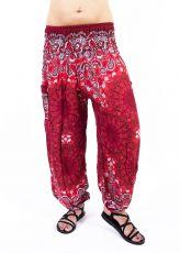 Turecké kalhoty sultánky FLOW viskóza TT0043-01-053