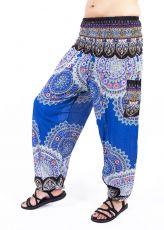 Turecké kalhoty sultánky FLOW viskóza TT0043-01-046