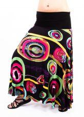 Dámská dlouhá sukně LOLA LONG z letního materiálu  TT0100-01-147