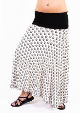 Dámská dlouhá sukně LOLA LONG z letního materiálu  TT0100-01-150