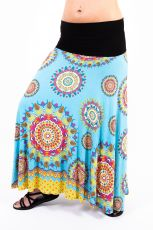 Dámská dlouhá sukně LOLA LONG z letního materiálu  TT0100-01-144
