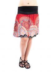 Dámská letní krátká sukně BALOON THAI, viskóza  NT0123-01-004