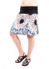 Dámská letní krátká sukně BALOON THAI, viskóza  NT0123-01-007