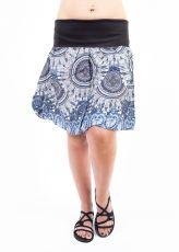 Dámská letní krátká sukně BALOON THAI, viskóza  NT0123-01-008