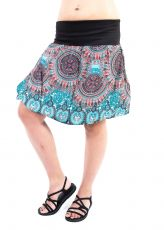 Dámská letní krátká sukně BALOON THAI, viskóza  NT0123-01-001