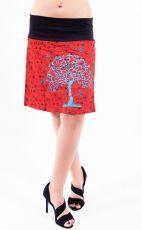 Dámská letní krátká sukně DREAM TREE, bavlna Nepál  NT0101-23-003
