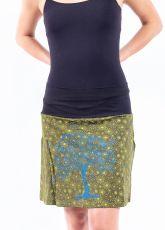 Dámská letní krátká sukně DREAM TREE, bavlna Nepál  NT0101-23-001
