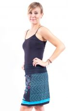 Dámská letní krátká sukně MAGIC, bavlna Nepál - NT0101-22-001 KENAVI
