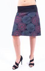 Dámská letní krátká sukně PLAZA, bavlna Nepál  NT0101-14-013