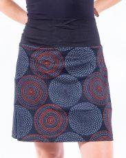 Dámská letní krátká sukně PLAZA, bavlna Nepál  NT0101-14-014