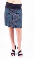 Dámská letní krátká sukně PLAZA, bavlna Nepál  NT0101-14-012