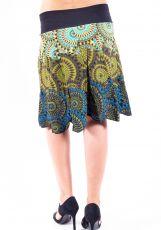 Dámská letní krátká sukně ROMA, bavlna Nepál NT0101 09 004 KENAVI