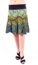 Dámská letní krátká sukně ROMA, bavlna Nepál  NT0101-09-004