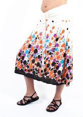 Dámská letní sukně / šaty s potiskem  TT0024-00-053