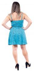 """Dámské krátké letní šaty """"A"""" s kapsami - TT0023-01-001"""
