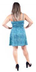 """Dámské krátké letní šaty """"A"""" s kapsami - TT0023-01-002"""