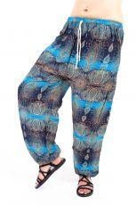 Dámské letní kalhoty PALM viskóza Thajsko TT0043-0237