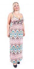 Dámské Letní šaty COMET LONG  TT0023-05-063