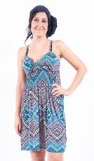 Dámské letní šaty COMET TT0023-00-139