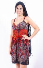 Dámské letní šaty COMET  TT0023-00-142