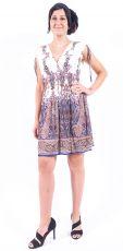 Dámské letní šaty SUPERNOVA TT0023-00-126