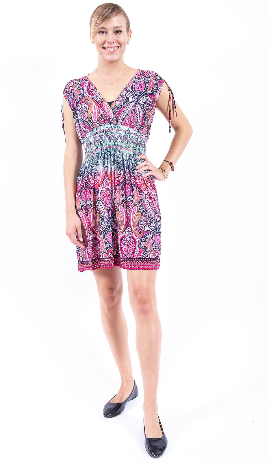 Dámské letní šaty SUPERNOVA - TT0023-00-129