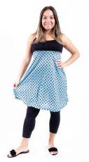 Dámské letní šaty z pružného materiálu  TT0024-0-183