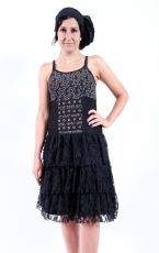 Dámské šaty HELLROCK - H1T003901 | Velikost S, Velikost M, Velikost L, Velikost XL