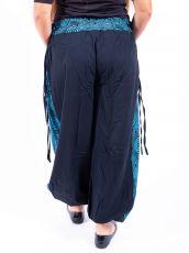 Kalhoty JAIPUR, bavlna, Nepál