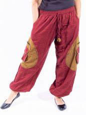 Kalhoty TEARS (unisex), měkčená letní bavlna  - NT0053-35-008