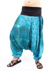 Kalhoty turecké DAPHNE HAREM viskóza Thajsko TT0043-07-002