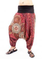Kalhoty turecké DAPHNE HAREM viskóza Thajsko TT0043-07-007