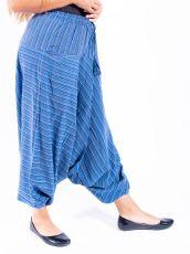 Kalhoty turecké GOLD, bavlna Nepál - NT0096-03-020 KENAVI